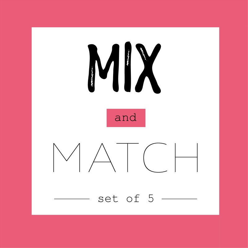 Mix and Matc